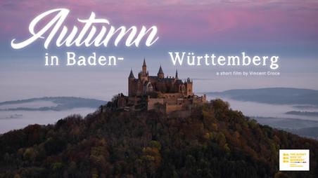 Autumn in Baden- Württemberg