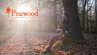 Pinewood Outdoors - a morning stroll