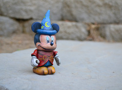 Scorceror Mickey