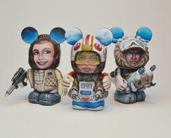 Star Wars Hoth Set Heroes