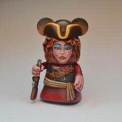 Pirates Redhead
