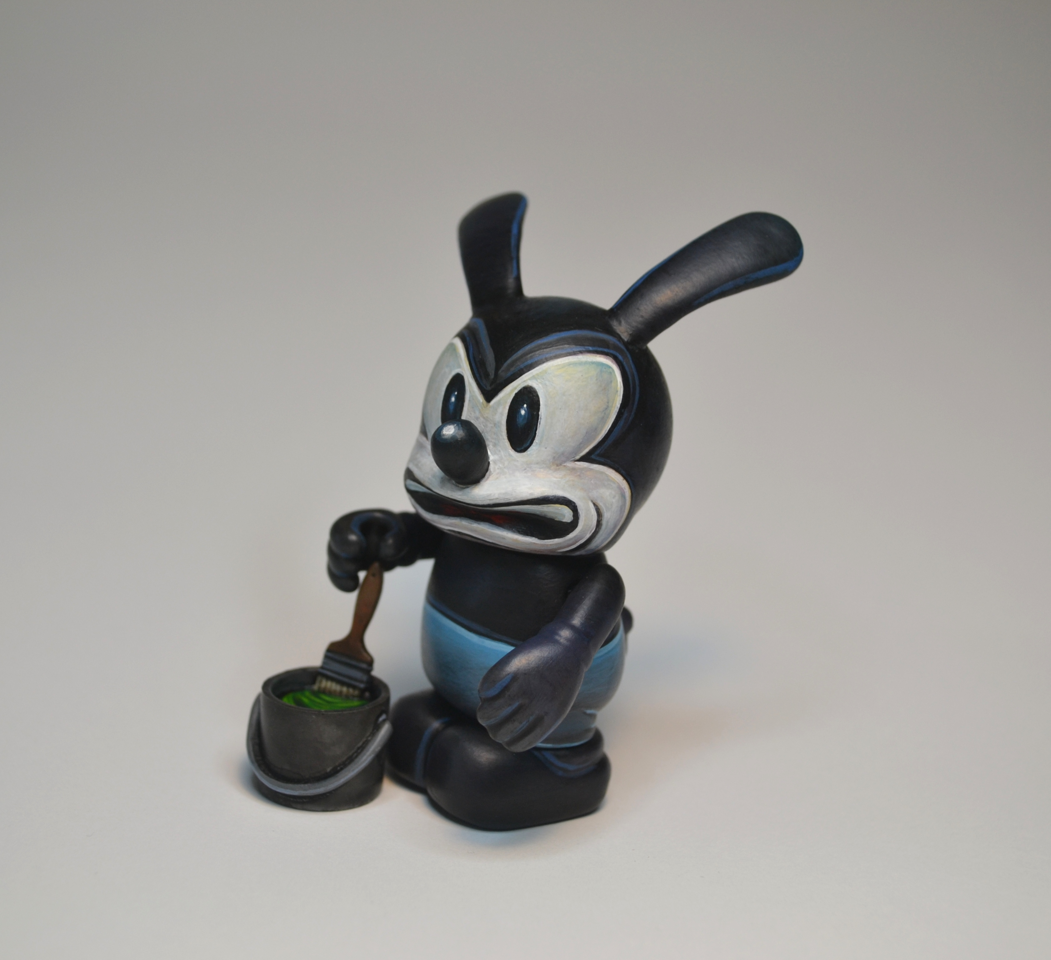 Angry Oswald