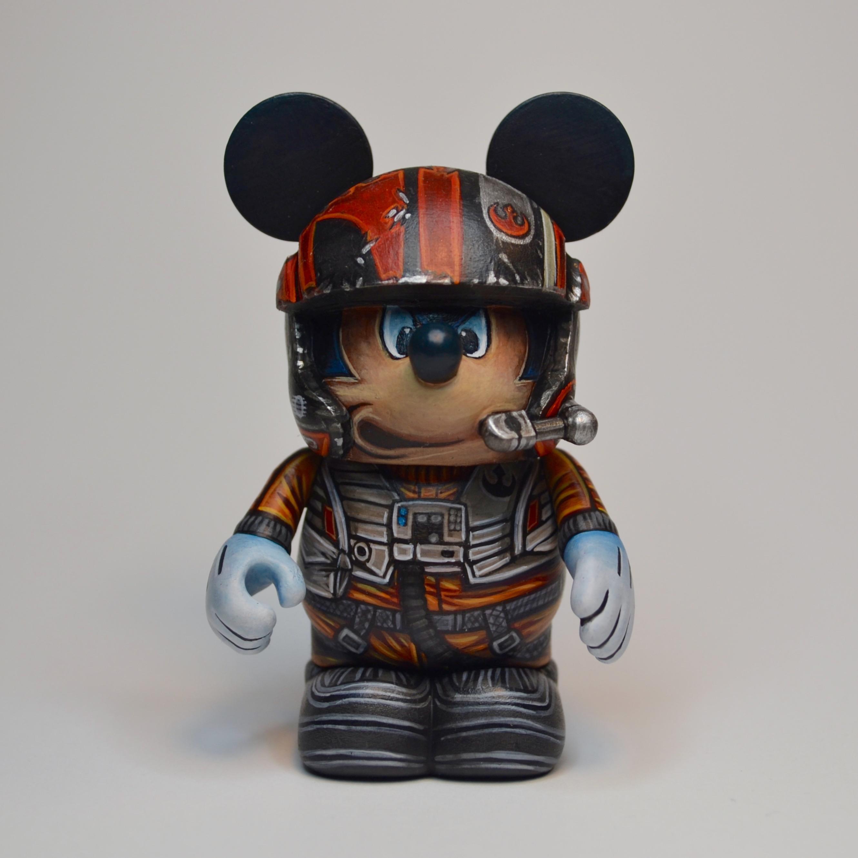 Mickey Poe Dameron