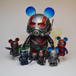Captain America Civil War Set