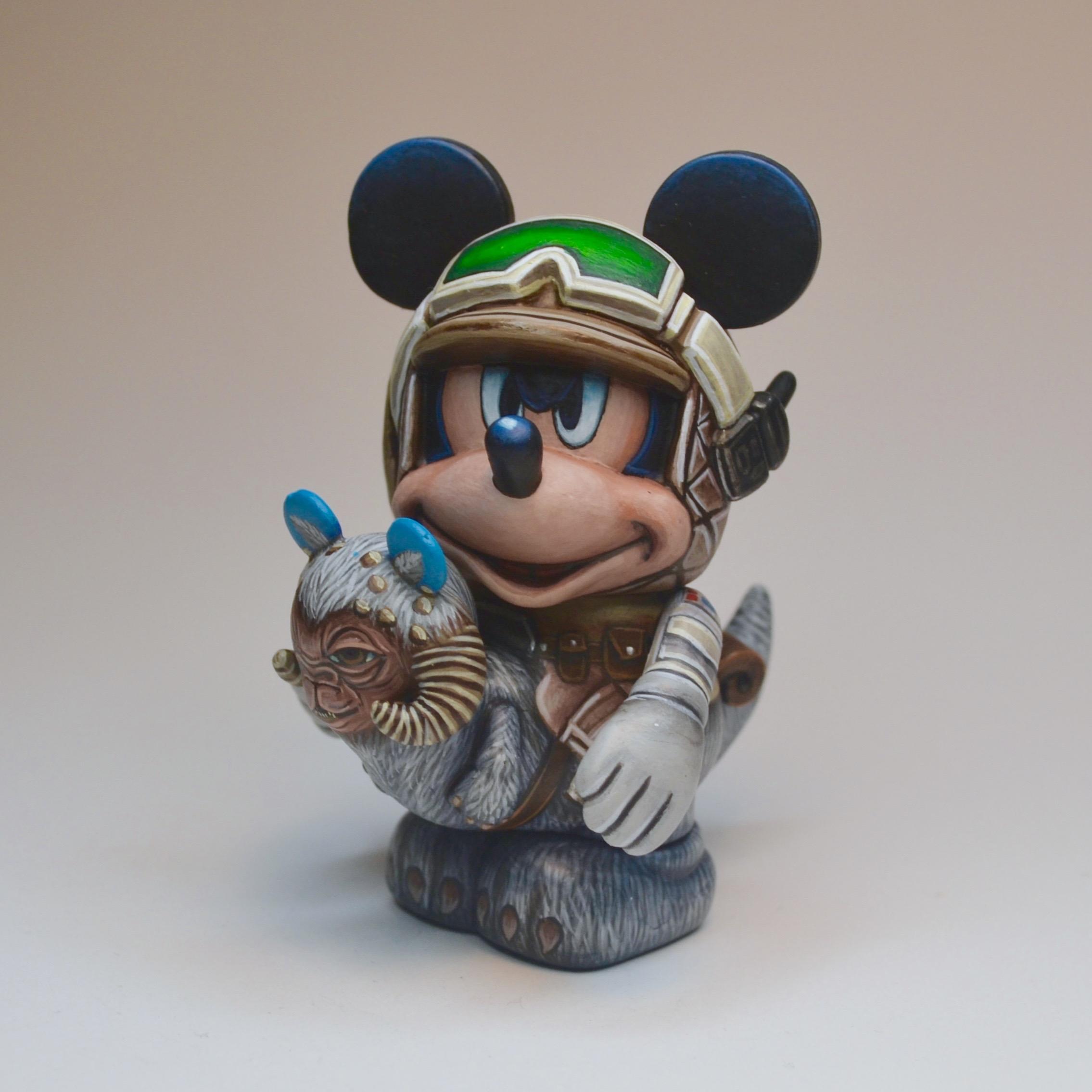 Hoth Mickey