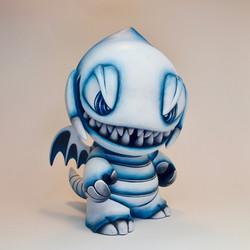 Blue Eyes Toon Dragon