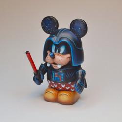 Goofy Vader