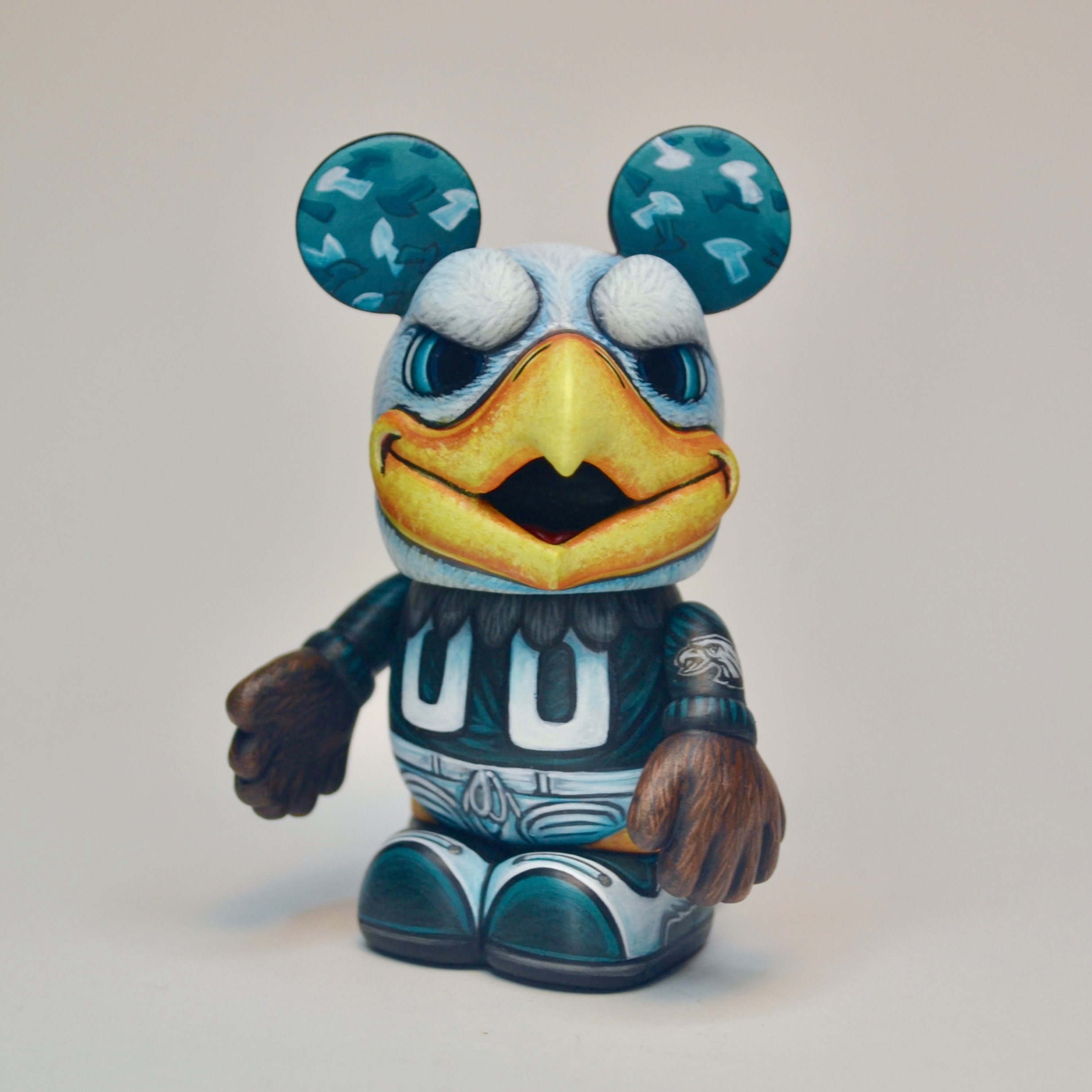 Philadelphia Eagles Swoop Mascot