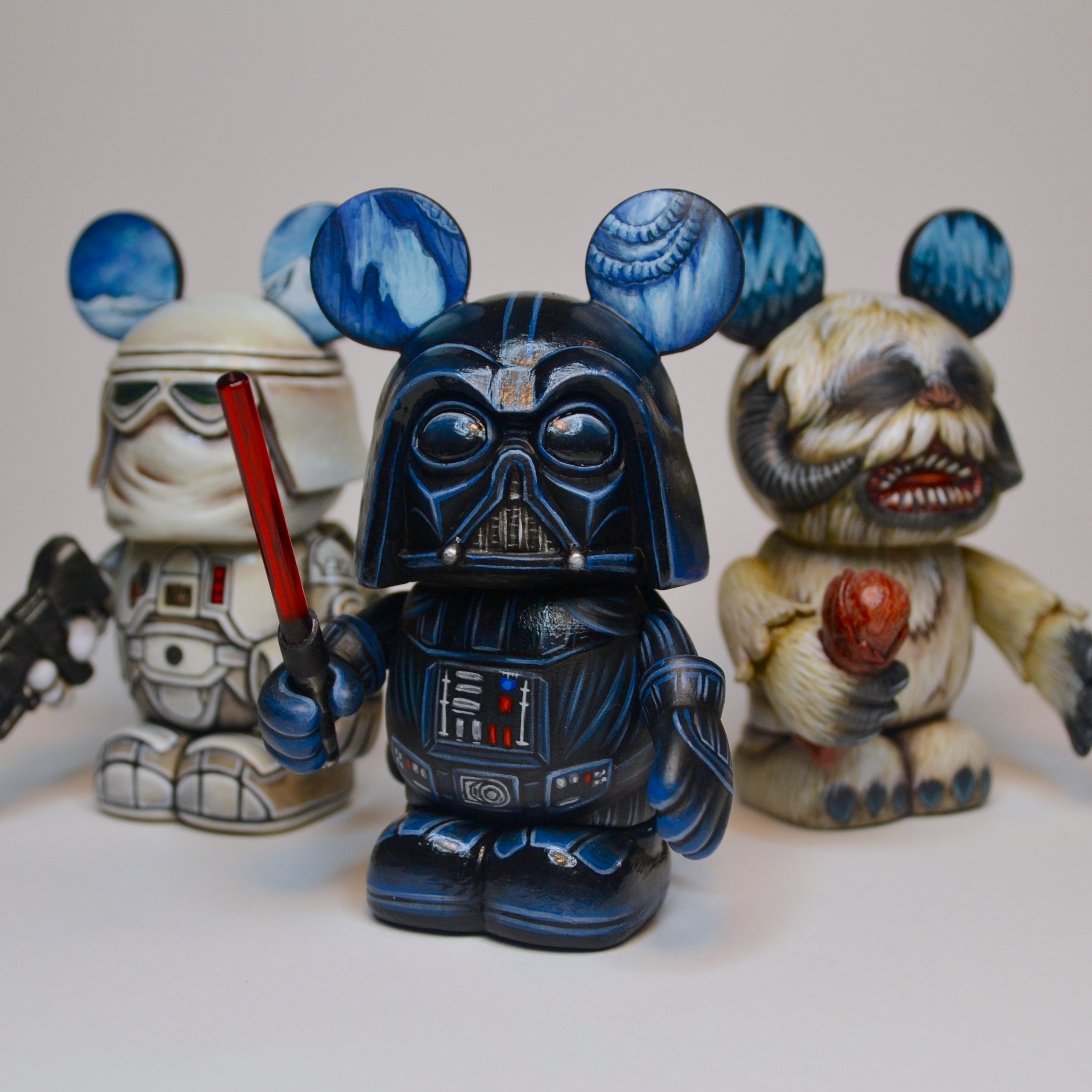 Star Wars Hoth Set Villains