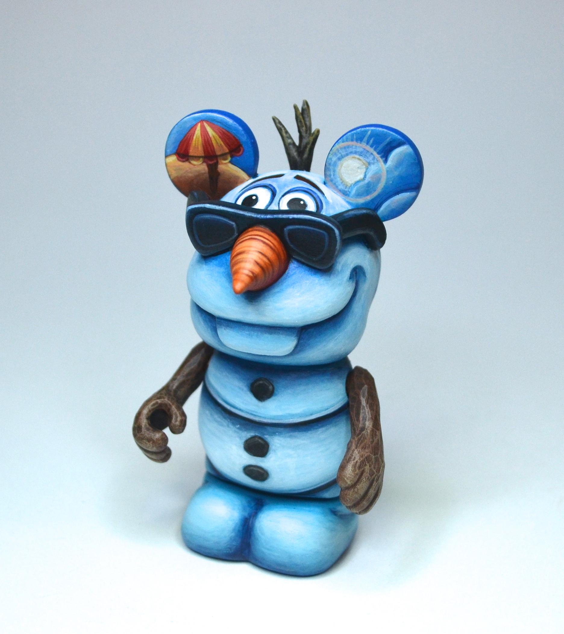 Beach Olaf