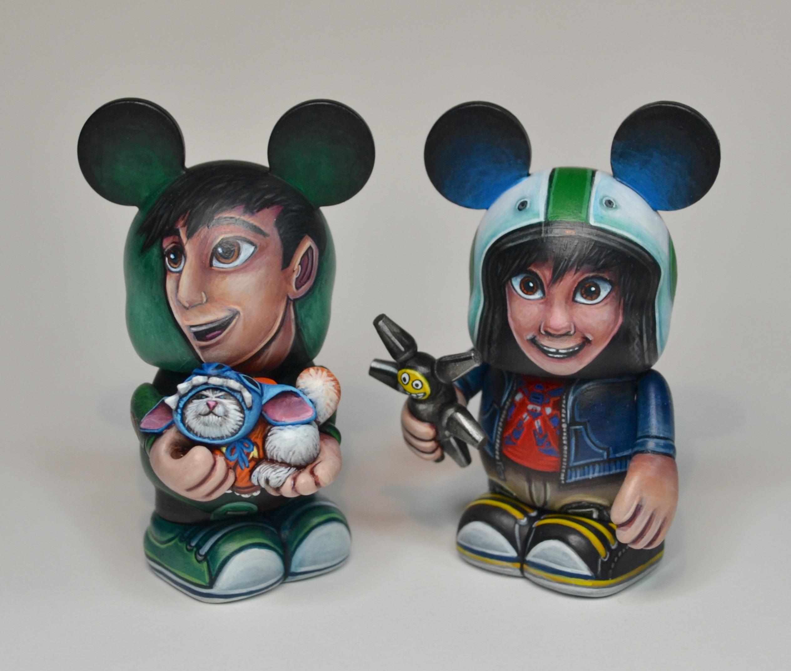 Hiro & Tadashi