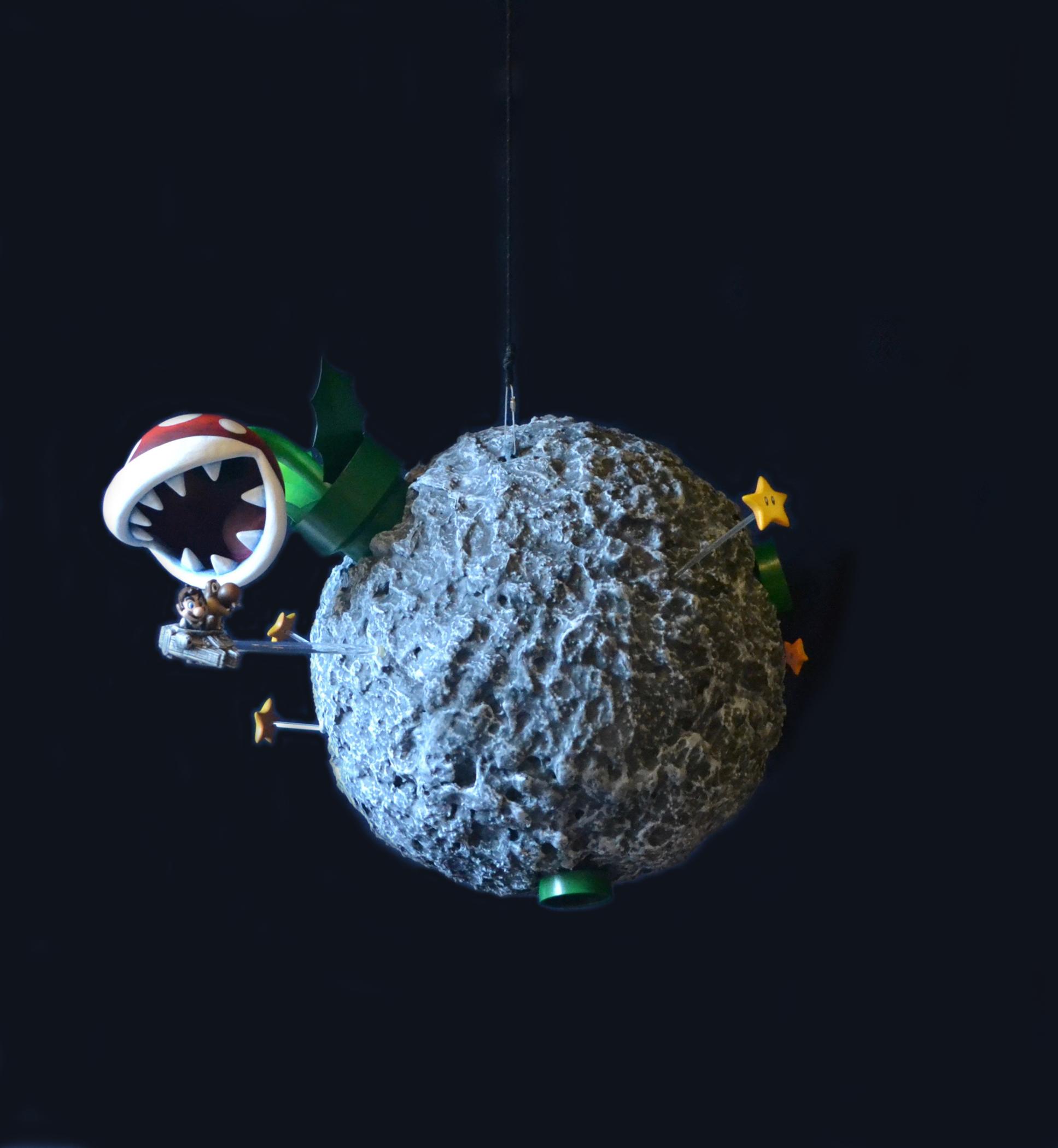 Piranha Astro-Asteroid