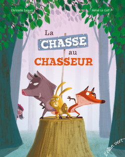 Chasse au chasseur couv HD