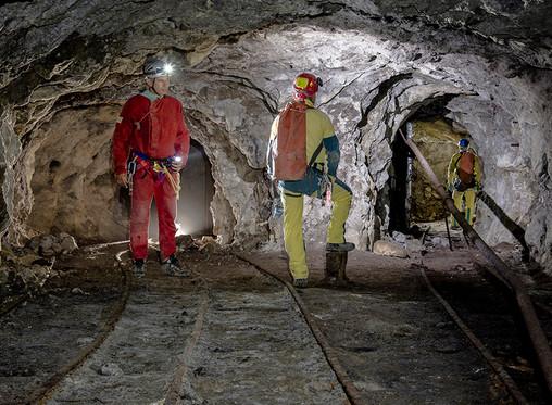 La valorizzazione delle miniere dismesse in italia, il caso Majella