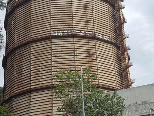 Per la tutela del gasometro di Campi e un progetto di paesaggio