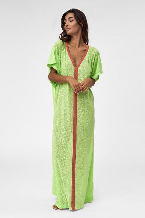 Inca Abaya Lime