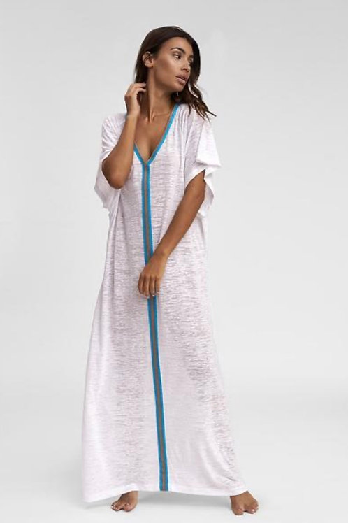 Inca Abaya White
