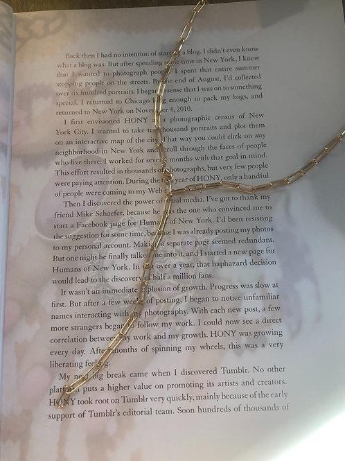 Kette 'Chain' gold