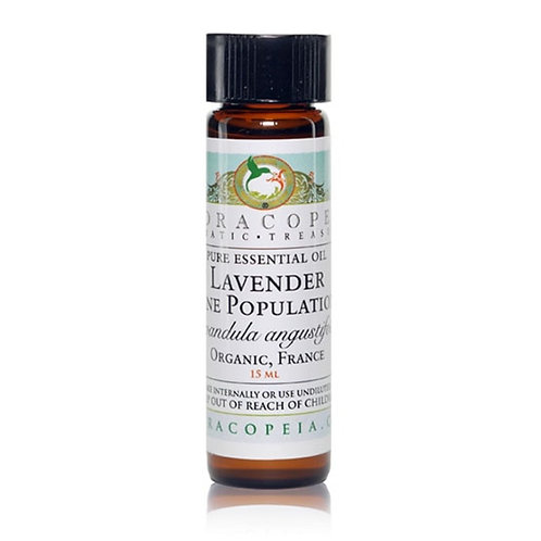 Lavender Essential Oil Fine Population
