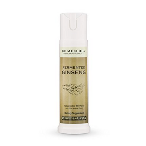 Fermented Ginseng Spray