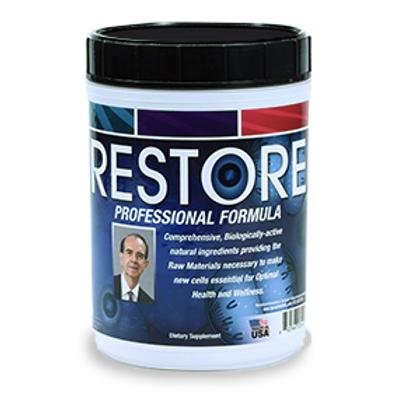 Restore Formula (Vanilla)