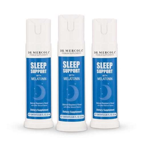 Sleep Support with Melatonin