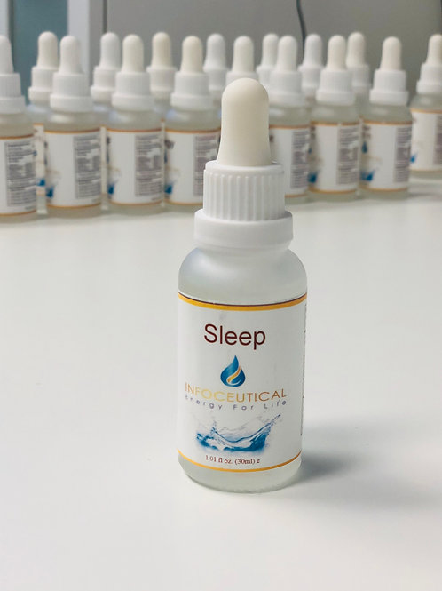 Sleep Infoceutical