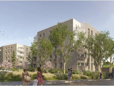 57 logements neufs à Rosny Sous  Bois