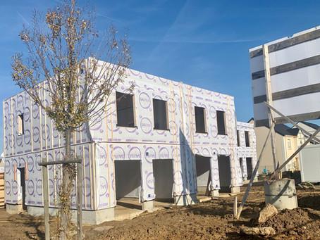 Propriétaire d'une maison neuve à Lieusaint (77)