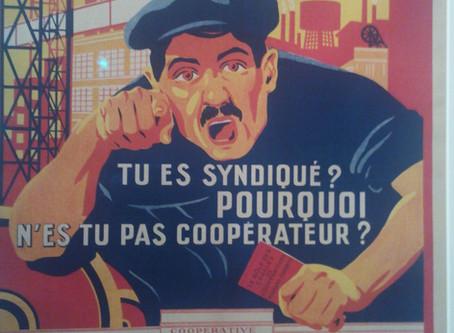 Coopérative et militantisme