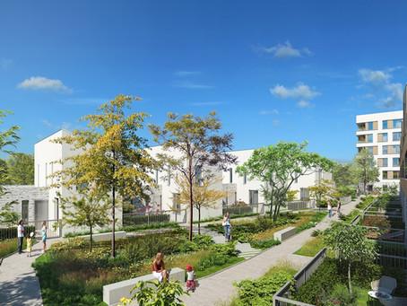 Bretigny sur Orge, 55 maisons et appartements en partenariat
