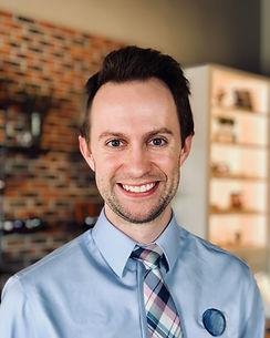 Dr. Jacob Hayward, optometrist