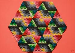 hexagon 3D