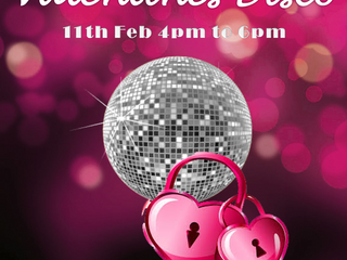 Children's Valentines Disco