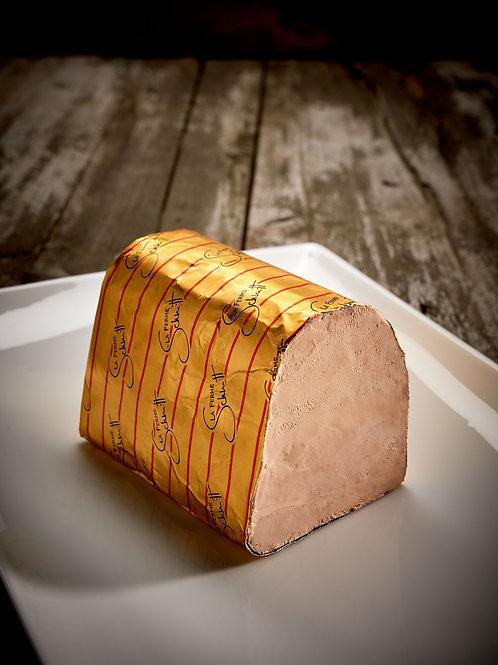 Foie Gras de Canard d'Alsace mi-cuit sous-vide, 300g, 500g ou 800g
