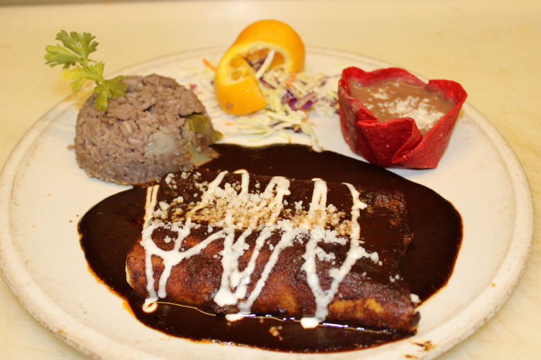 Mole Enchiladas .JPG