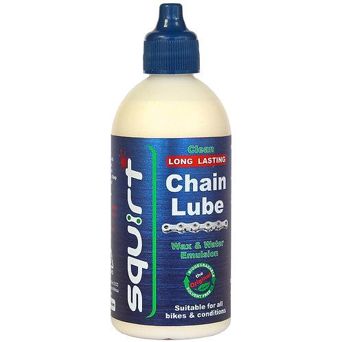 SQUIRT Lube - lubrificante de Cera