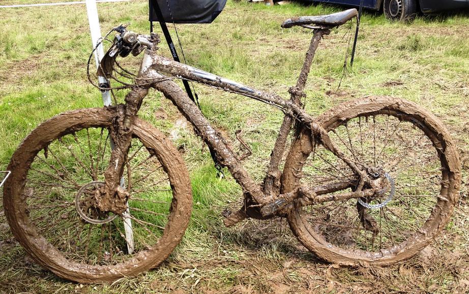 As bicicletas não são eternas ...