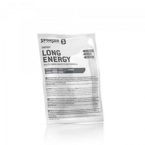 SPONSER Long Energy Limão 60g - Saqueta