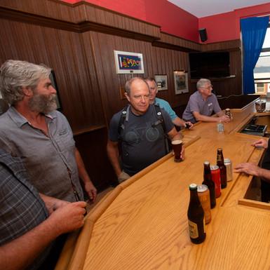 3rd Meeting - The Bar
