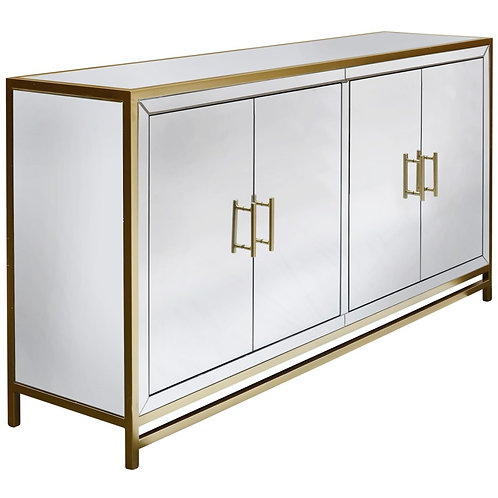 Oliver Mirrored Sideboard