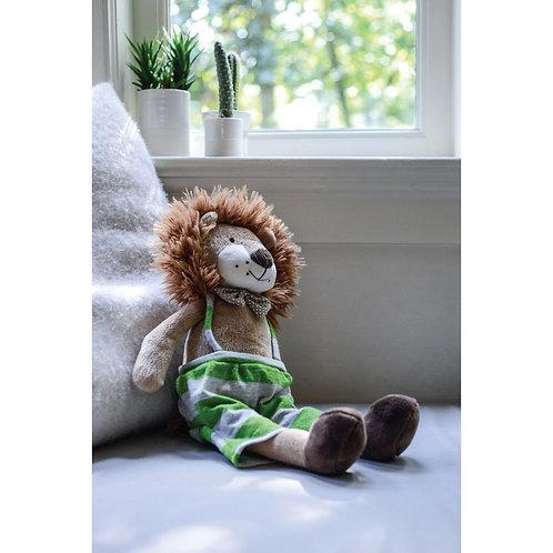 Plush Lion Toy