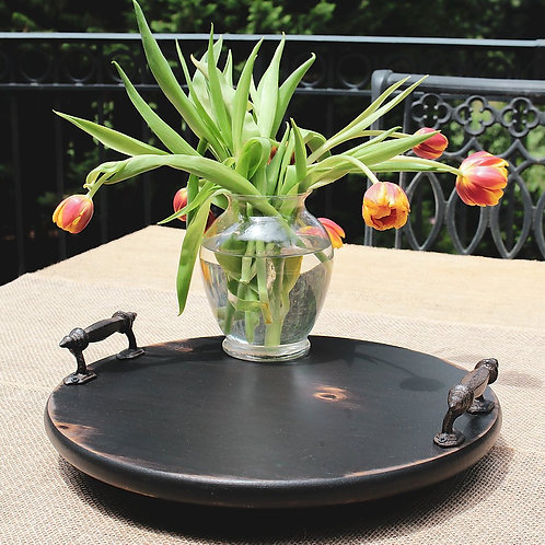 Small Lazy Susan (Personalization not included)