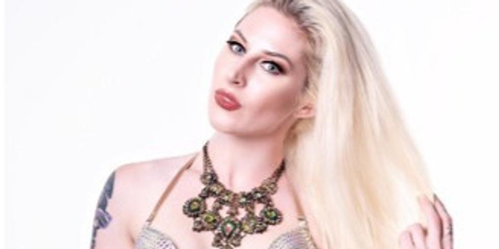 Gwen Adrenaline Feature- 3 shows each night