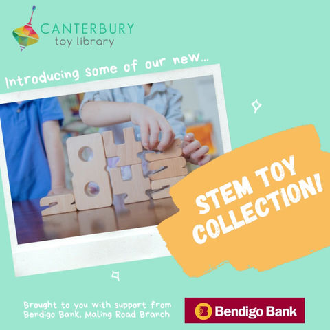 New STEM Toy Collection