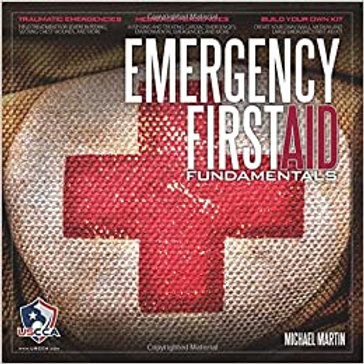 Emergency First Aid Fundamentals Paperback