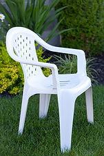 Chaise avec accoudoirs
