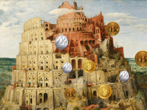 Coinbase IPO on Wall Street: Unleashes the Tower of Babel