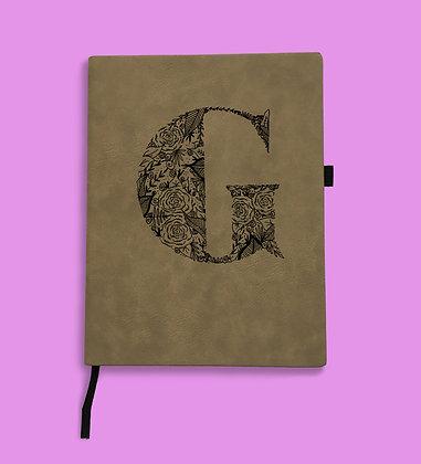 Journal Letter G