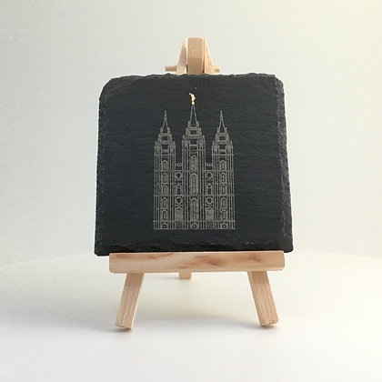 Desk Ornament - Salt Lake Temple
